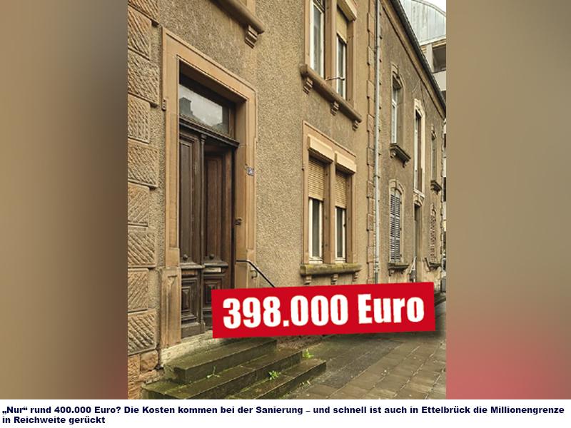 Luxprivat: So irre steigen die Immobilienpreise