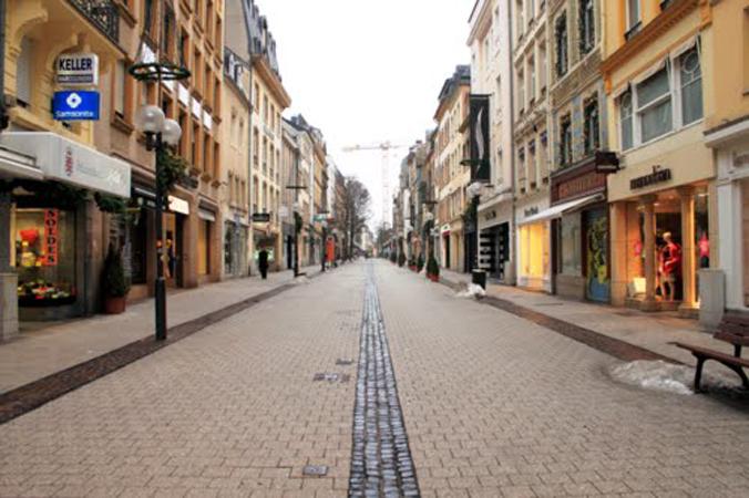 Foyer Grand Rue : Luxprivat luxemburg hauptstadt geschäftswelt geht vor